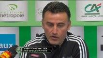 """28e journée - Galtier : """"Clément de retour dans 4 à 6 mois"""""""