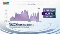 Réactions au discours de Mario Draghi : Jean-Pierre Durante - 7 mars - BFM : Intégrale Bourse