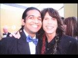 Anand Bhatt & Steven Tyler Aerosmith