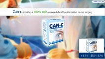 Can-c, eye drops for cataracts