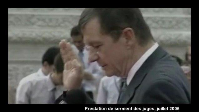 (2) Juger, après le régime des khmers rouges