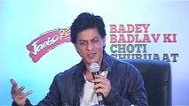 #SRK @iamsrk Shahrukh Khan at #TataTea Press Conference, Wai