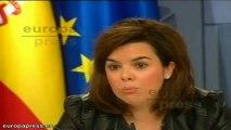 Santamaría pide prudencia a los cargos públicos