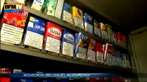 Tabac: ces Français qui achètent leurs cigarettes en Belgique - 08/03