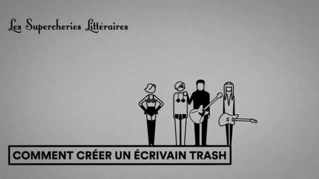 Les Supercheries Littéraires 1x03 - Comment créer un écrivain trash