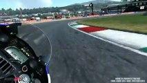 MotoGP 13 (PS3) - Tour de circuit : Mugello (Grand Prix d'Italie)