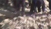 VIDEOS Direct Ouakam : Les barres de fer tiennent en tenaille une autre victime