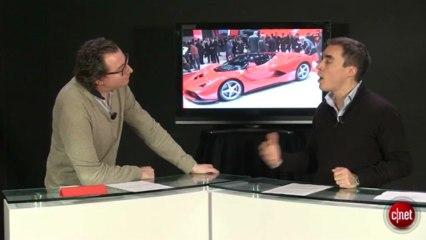 Genève 2013 - Extrait du CNET Live