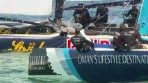 JT Voile Vendredi 8 Mars Francais Extreme Sailing Oman