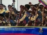 Cristobal Jiménez, Gustavo Dudamel y la Orquesta Sinfónica Simón Bolívar homenajearon al presidente Chávez