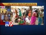 Dwaraka Tirumala temple tender needed only Brahmins to prepare prasadam