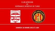 Handball - Club Africain vs Espérance Sportive de Tunis en direct