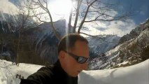 sortie trail aux 2 alpes