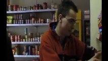 troubles obsessionnels  (court metrage amateur, 2004, durée: 25 minutes)