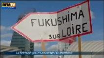 Paris: des milliers de manifestants anti-nucléaire forment une chaîne humaine - 09/03