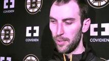 Bruins' Zdeno Chara on 4-2 Boston win