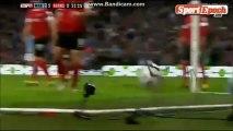 [www.sportepoch.com]FA Cup - Carlos Tevez 3 goals 2 assists Manchester City 5-0 British crown team