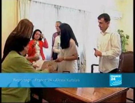 Les mariages à Chypre- France 24