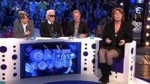 """Véronique Genest face à Aymeric Caron dans """"On n'est pas couché"""""""