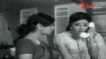 Telugu Comedy Scene Between Raja Babu - Suryakantham