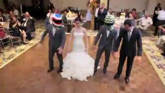 Harlem Shake zur Hochzeit