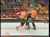 WWE Championship: Chris Jericho Vs. John Cena (champ) in a You're Fired Match (8/22/2005)