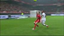But Maor MELIKSON (24ème) - Valenciennes FC - LOSC Lille (1-3) - saison 2012/2013