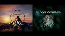 film Cirque du Soleil 3D  le voyage imaginaire (Pathé Live) bande annonce VF