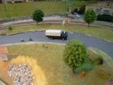 Le Camion de N'ry ! Premiers essais après installation des éclairages