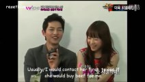 Song Joong Ki & Park Bo Young [Mnet Wide Interview] Eng Sub