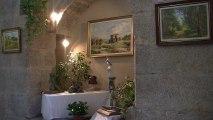 Exposition peintures et sculptures à la salle du Pressoir à Vitrolles