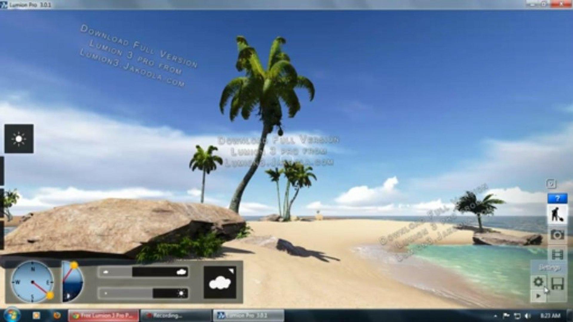 Download Lumion 3 Pro Full Version