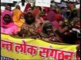 Protest against attacks on minorities in Pakistan