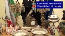San Severo (FG) - Controlli carabinieri, 6 arresti in flagranza (08.03.13)