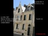 Maison d'hôtes atypique Nancy 54 Meurthe-et-Moselle