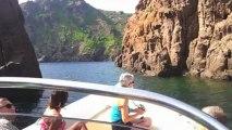 Promenade en mer - Scandola - Golfe de Porto - Corse - Avec LE GOELAND