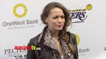 Bethany Joy Lenz Lakers Casino Night After Lakers-Bull Game March 10, 2013