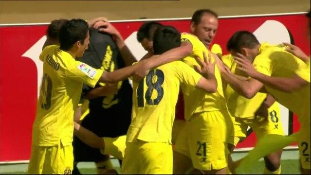 Gol vibrante en el último minuto