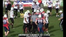 Journée 3 ELITE: Thonon Black Panthers vs Grenoble Centaures