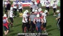Journée 3 ELITE: Thonon Black Panthers vs Grenoble Centaures