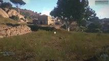 ARMA 3 - ALPHA Gameplay Max Settings 1080p [HD] 7970 Crossfire Max