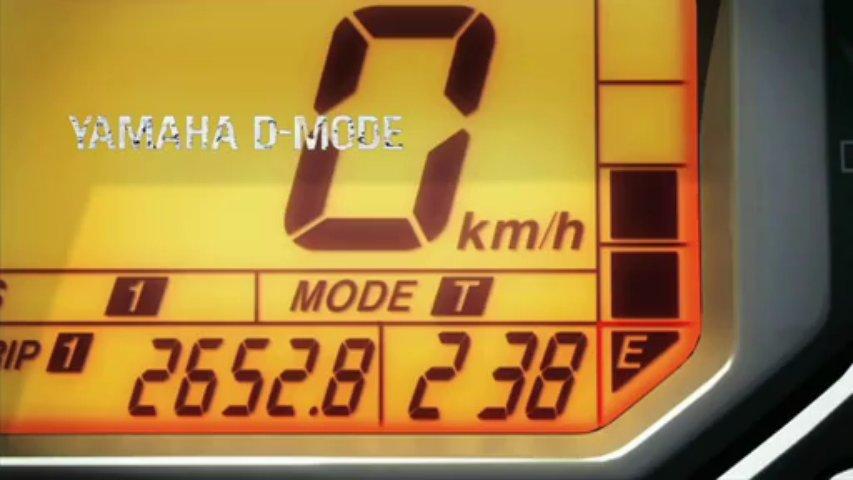 Yamaha Super Ténébré