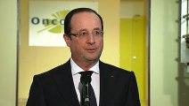 Déclaration du président de la République lors de la visite de l'entreprise ONCO DESIGN à Dijon