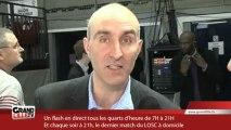 Basket : Villeneuve d'Ascq - Bourges, les commentateurs