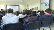 Piera Aiello incontra gli studenti del Liceo Scientifico Leonardo News AgrigentoTV