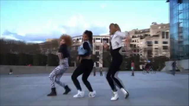Charly Black - Whine & Kotch - Queen'Stonn Dance Crew Dancehall Choreography