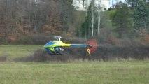 Aero Modelisme ALZRC Edge 540 T-Rex 550 T-Rex 450 (J.R)
