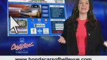 Certified Used 2010 Honda Civic LX for sale at Honda Cars of Bellevue...an Omaha Honda Dealer!