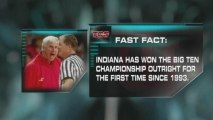 Hoosiers Win Big Ten Title Outright - Fast Fact