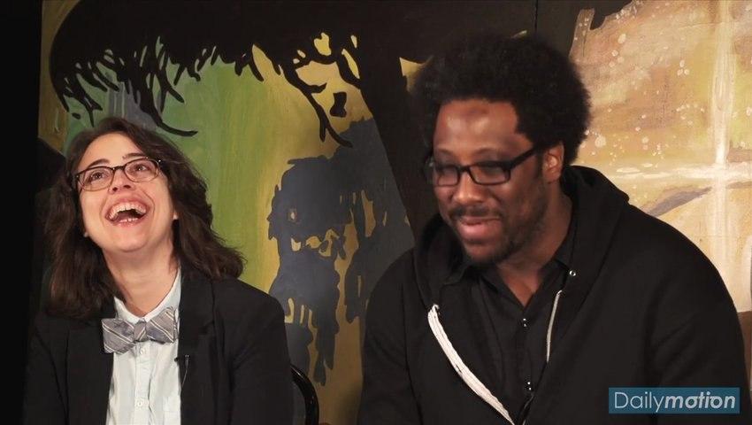 W. Kamau Bell and Janine Brito of Totally Biased Discuss Chris Rock, White Hetero Men